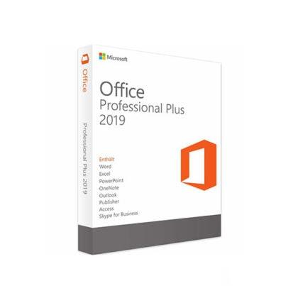 Microsoft Office 2019 Professional Plus – 1 PC