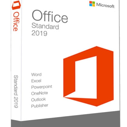 Microsoft Office 2019 Standard – 1 PC