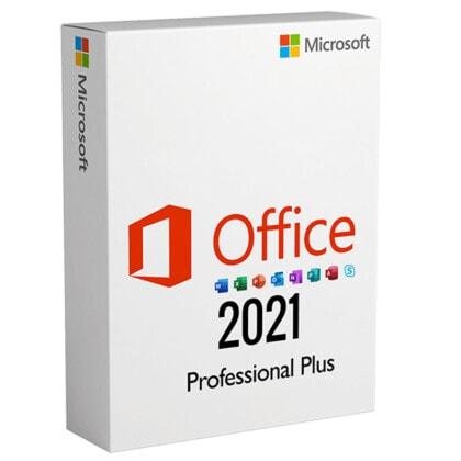 Microsoft Office 2021 Professional Plus- 1 PC