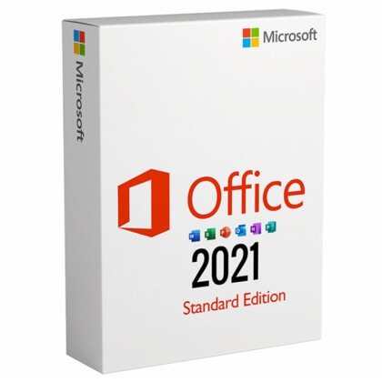 Microsoft Office 2021 Standard – 1 PC