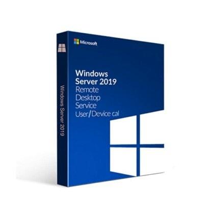 Microsoft Windows Server 2019 – 10 RDS User CAL